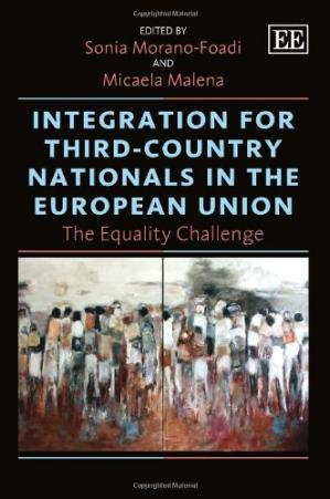غلاف الكتاب Integration for third country nationals in the European Union : the equality challenge