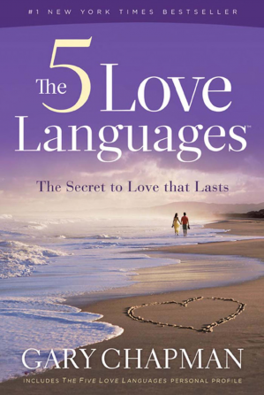 Kulit buku The Five Love Languages: How to Express Heartfelt Commitment to Your Mate