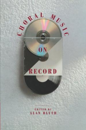 Book cover Choral Music on Record