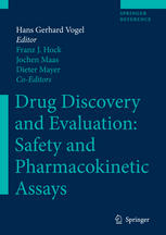 Book cover Drug Discovery and Evaluation: Safety and Pharmacokinetic Assays