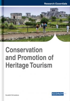 Book cover Conservation and Promotion of Heritage Tourism