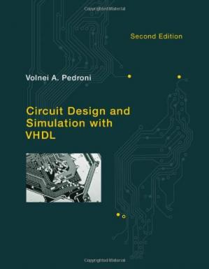 Book cover Circuit Design and Simulation with VHDL
