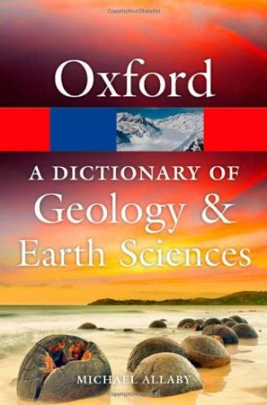 Copertina A Dictionary of Geology and Earth Sciences