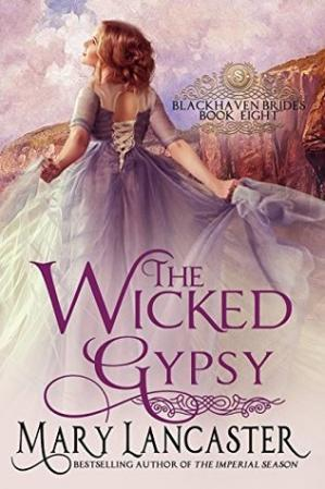 Book cover The Wicked Gypsy
