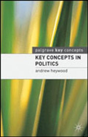 Book cover Key Concepts in Politics