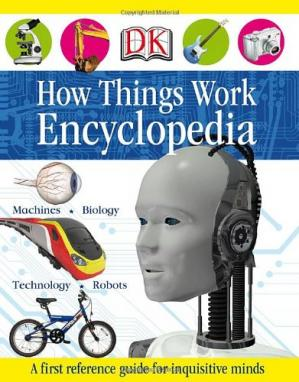 Portada del libro How Things Work Encyclopedia
