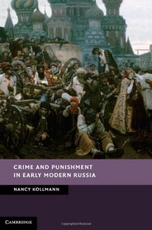 पुस्तक कवर Crime and Punishment in Early Modern Russia
