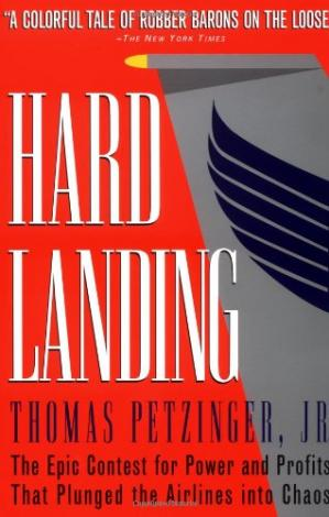 Couverture du livre Hard landing: the epic contest for power and profits that plunged the airlines into chaos