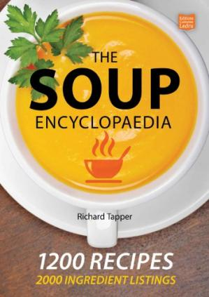 Book cover The Soup Encyclopaedia