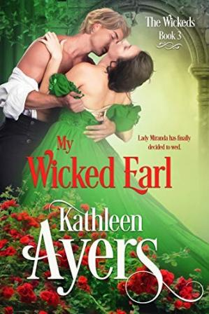 Book cover My Wicked Earl