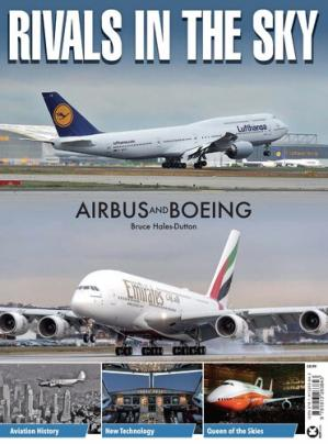 Book cover Rivals in the Sky: Airbus and Boeing