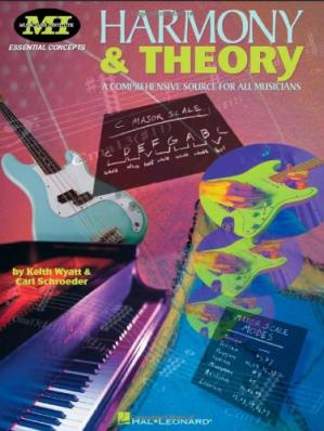 Portada del libro Harmony & theory: [a comprehensive source for all musicians]