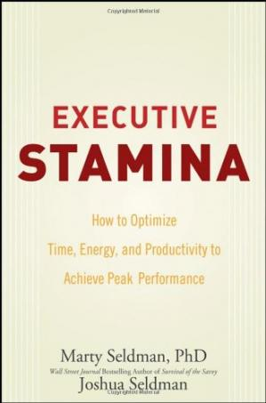 Book cover Executive Stamina: How to Optimize Time, Energy, and Productivity to Achieve Peak Performance