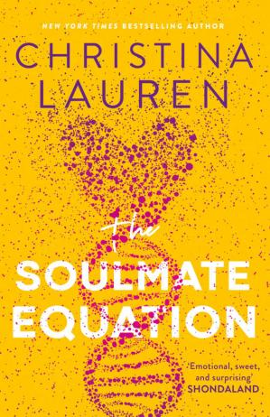 Book cover The Soulmate Equation