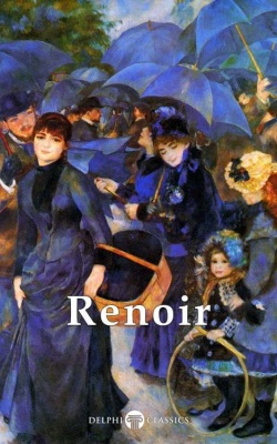 Book cover Delphi. Complete Works of Pierre-Auguste Renoir