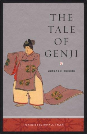 Book cover The Tale of Genji