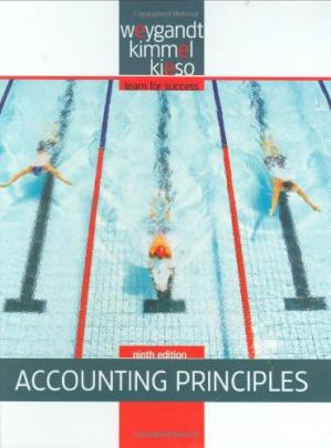 Copertina Accounting Principles