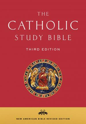 Buchdeckel The Catholic Study Bible: New American Bible Revised Edition