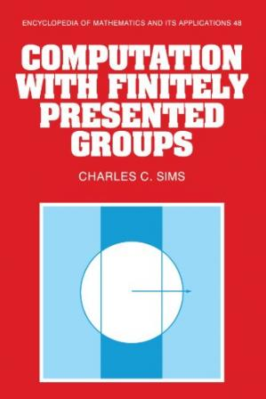 Copertina Computation with finitely presented groups