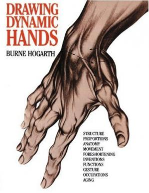Book cover Drawing Dynamic Hands