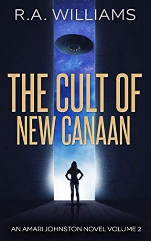 Book cover The Cult of New Canaan