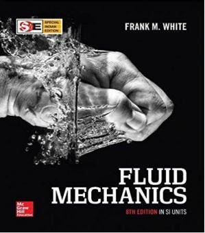 Book cover Fluid mechanics