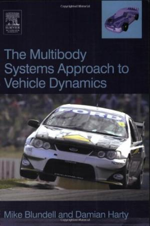 Book cover The Multibody Systems Approach to Vehicle Dynamics