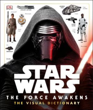 Book cover Star Wars: The Force Awakens Visual Dictionary