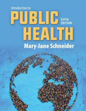 غلاف الكتاب Introduction to Public Health