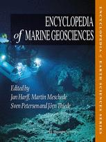 Εξώφυλλο βιβλίου Encyclopedia of Marine Geosciences