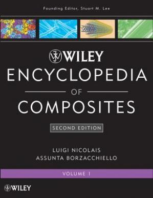 पुस्तक कवर Wiley Encyclopedia of Composites, 5 Volume Set