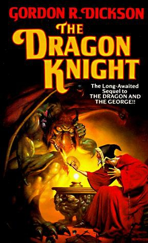 Book cover The Dragon Knight