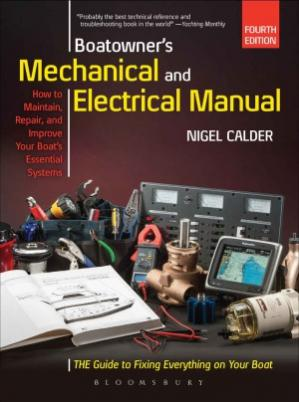 Okładka książki Boatowner's Mechanical and Electrical Manual.  Repair and Improve Your Boat's Essential Systems