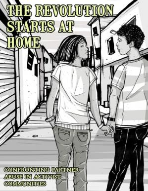 Book cover The Revolution Starts at Home: Confronting Partner Abuse in Activist Communities