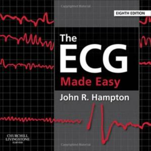Book cover The ECG Made Easy
