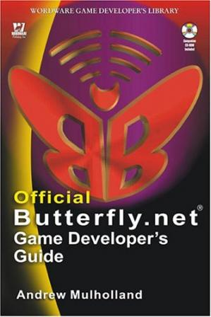 Book cover Official Butterfly.net Game Developer's Guide