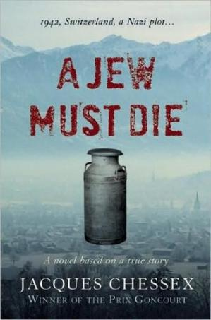 Book cover A Jew Must Die
