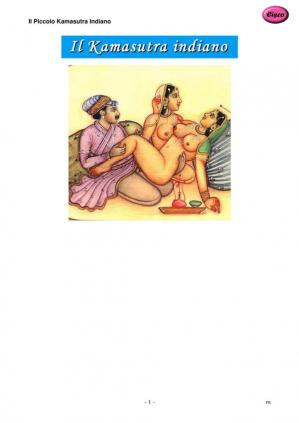 Book cover Kamasutra [manuale pratico illustrato]