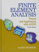 Kitap kapağı Finite Element Analysis: Theory and Application with ANSYS