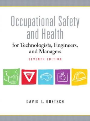 Occupational Health and Safety | David L. Goetsch | download