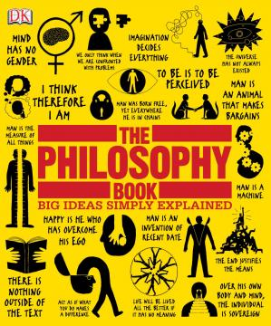 Book cover The Philosophy Book