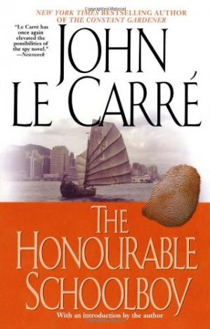 Book cover The Honourable Schoolboy