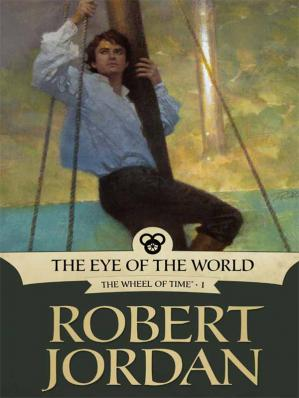 Book cover The Eye of the World