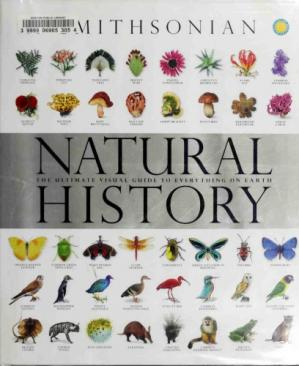 Обложка книги DK - Natural History, The Ultimate Visual Guide to Everything on Earth
