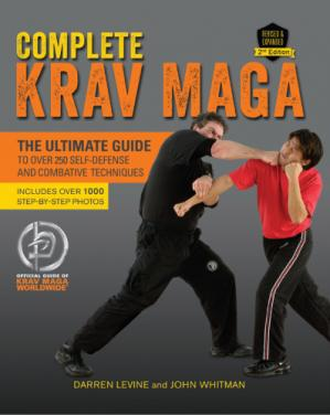 Buchdeckel Complete Krav maga : the ultimate guide to over 250 self-defense and combative techniques