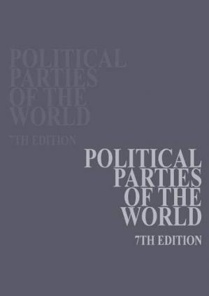 Copertina Political Parties of the World