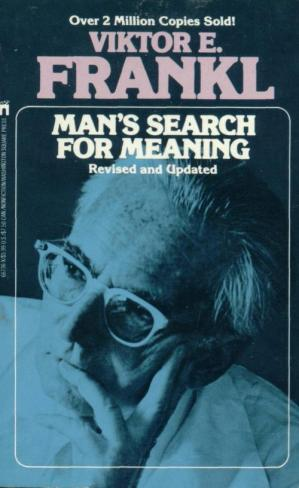 Book cover Man's Search For Meaning