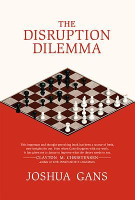 Book cover The Disruption Dilemma