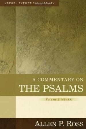 Copertina A Commentary on the Psalms: 42-89