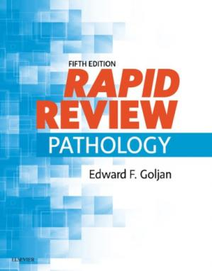 Book cover RAPID REVIEW PATHOLOGY, FIFTH EDITION
